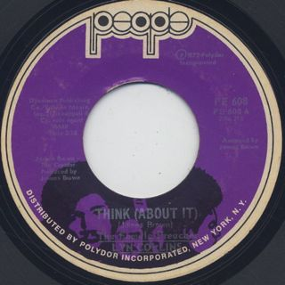 Lyn Collins / Think(About It) c/w Ain't No Sunshine