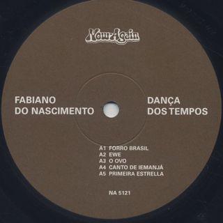 Fabiano Do Nascimento / Dança Dos Tempos label