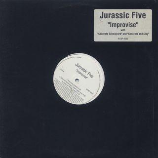 Jurassic 5 / Improvise
