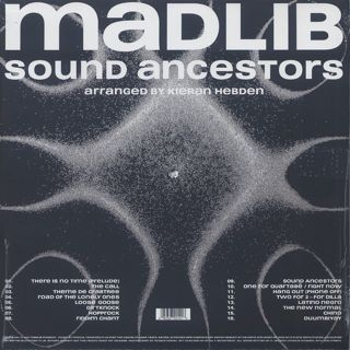 Madlib / Sound Ancestors back