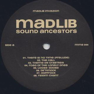 Madlib / Sound Ancestors label