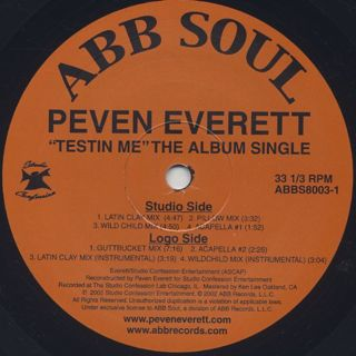 Peven Everett / Testin Me back