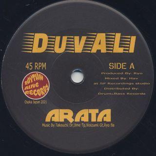 Duvali / Arata