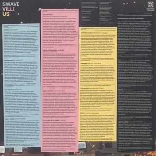 V.A. / Swave Villi Us - Independent Soul 1971-84 back