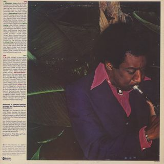 Blue Mitchell / African Violet back
