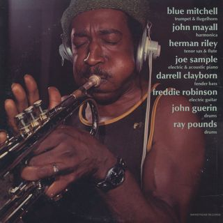 Blue Mitchell / Blue's Blues back