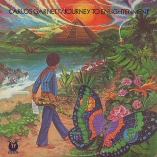Carlos Garnett / Journey To Enlightenment