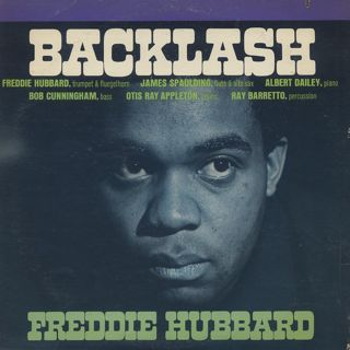 Freddie Hubbard / Backlash back
