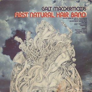 Galt MacDermot's First Natural Hair Band / S.T.