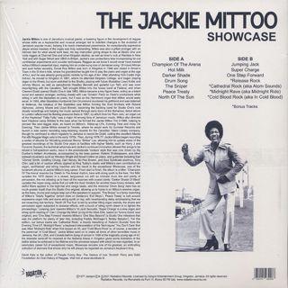 Jackie Mittoo / Showcase back