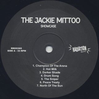 Jackie Mittoo / Showcase label