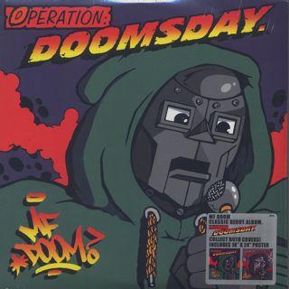 MF Doom / Operation: Doomsday