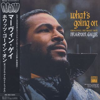 Marvin Gaye / What's Going On (Original Detroit Mix)