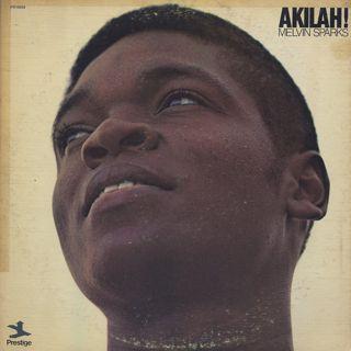 Melvin Sparks / Akilah