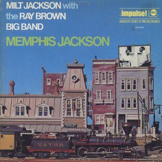 Milt Jackson / Memphis Jackson