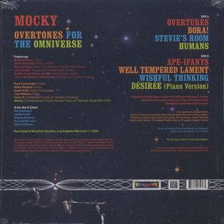 Mocky / Overtones For The Omniverse back