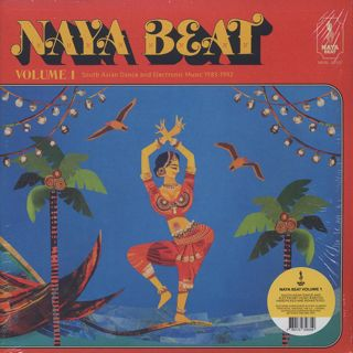 V.A. / Naya Beat Volume 1: South Asian Dance And Electronic Music 1983 - 1992