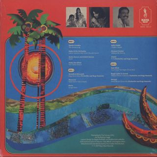 V.A. / Naya Beat Volume 1: South Asian Dance And Electronic Music 1983 - 1992 back