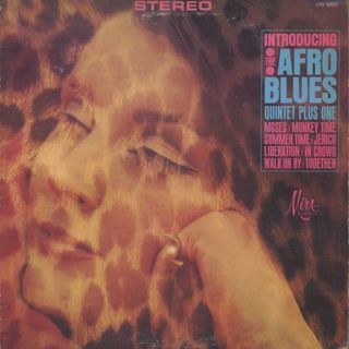 Afro Blues Quintet Plus One / Introducing