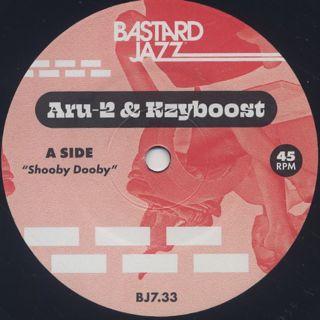 Aru-2 & Kzyboost / Shooby Dooby c/w Boost Step