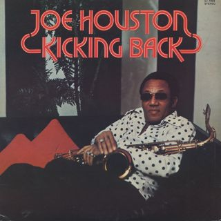 Joe Houston / Kicking Back