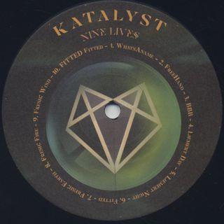 Katalyst / Nine Lives label