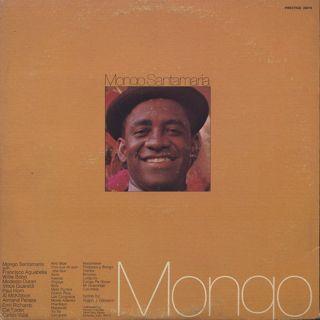Mongo Santamaria / Afro Roots back