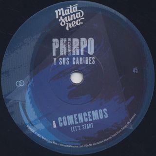Phirpo Y Sus Caribes / Comencemos (Let's Start)