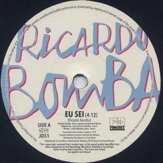 Ricardo Bomba / Eu Sei c/w Flutuando