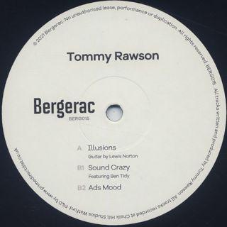 Tommy Rawson / Illusions back